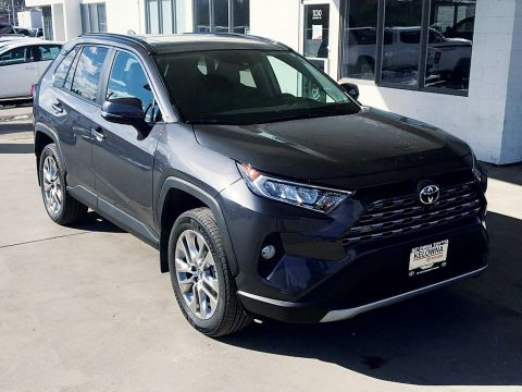 New 2019 Toyota RAV4 Limited I 19 Inch Alloy Wheels I Navigation