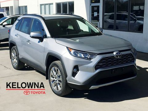 New 2019 Toyota RAV4 Limited I Drive Mode Select I 19 Inch Alloy Wheels