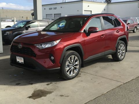 New 2020 Toyota RAV4 XLE I Premium I Moonroof