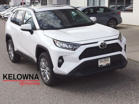 New 2019 Toyota RAV4 XLE I Plus Pkg. I SofTex Seats I 19 Inch Alloy Wheels