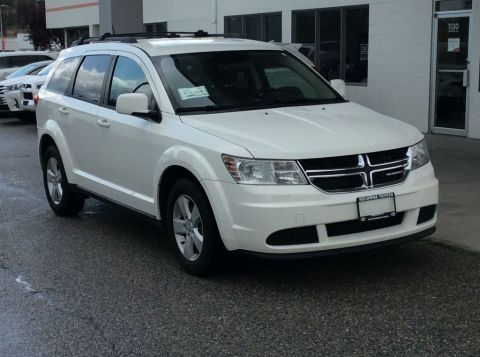 Pre-Owned 2013 Dodge Journey Canada Value Pkg
