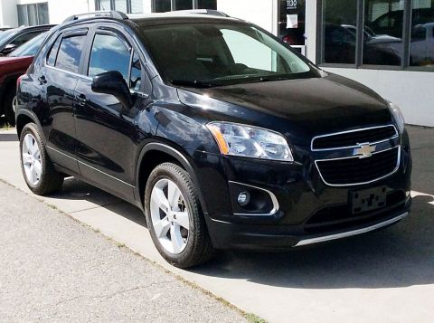 Pre-Owned 2014 Chevrolet Trax LTZ