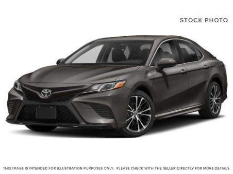 New 2019 Toyota Camry SE I Upgrade Pkg. I 18 Inch Alloy Wheels I Moonroof