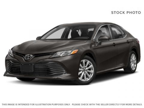 New 2019 Toyota Camry LE I Upgrade