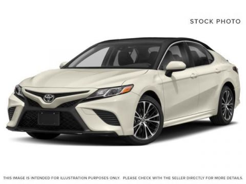 New 2019 Toyota Camry XSE I Two Tone Paint I 19 Inch Alloy Wheels