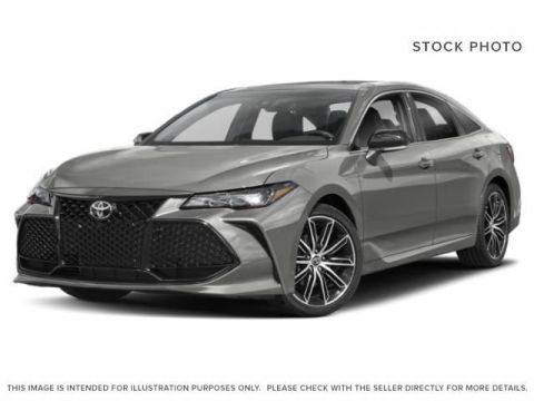 New 2019 Toyota Avalon Limited I JBL Audio I Apple CarPlay