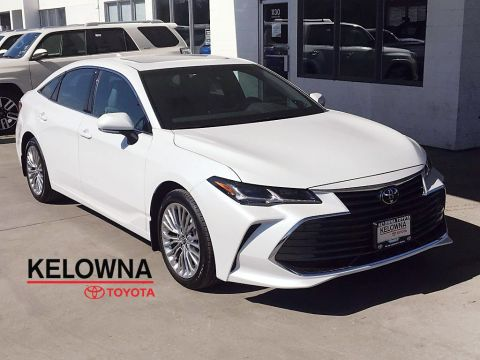 New 2019 Toyota Avalon Limited I Premium Paint
