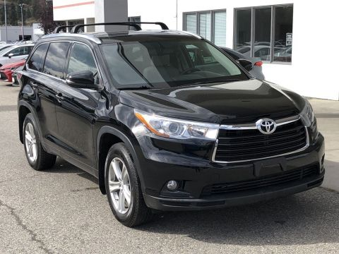 Pre-Owned 2015 Toyota Highlander Limited I All Wheel Drive I Leather