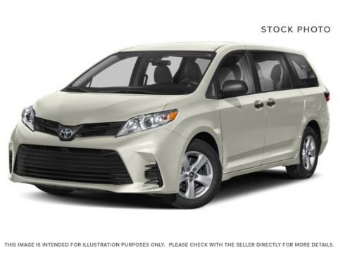 New 2020 Toyota Sienna All Wheel Drive I Limited I Premium Paint