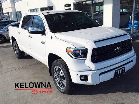 New 2019 Toyota Tundra Platinum I JBL Audio I Tow Package