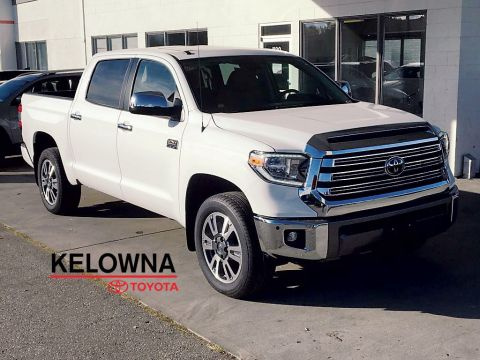New 2019 Toyota Tundra Platinum I 1794 Edition I Leather I 20 Inch Alloy Wheels