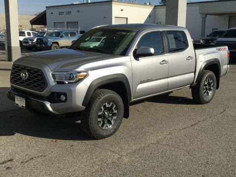 New 2020 Toyota Tacoma TRD Off Road I Premium I Crawl Control I Leather