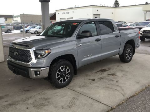 New 2020 Toyota Tundra TRD Off Road I Bilstein Shocks I Tow Package