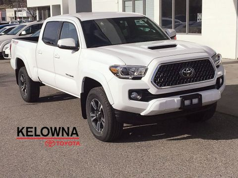 New 2019 Toyota Tacoma TRD Sport I Sport Tuned Suspension I Navigation