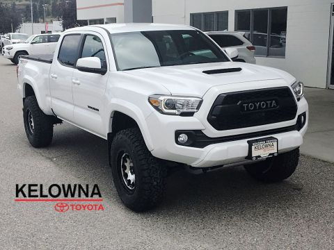 New 2019 Toyota Tacoma TRD Sport I Sport Tuned Suspension I Nav