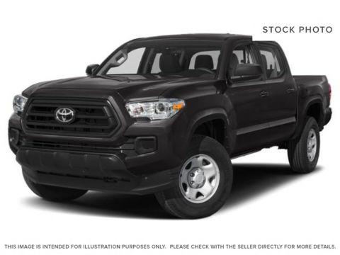 New 2020 Toyota Tacoma TRD Sport I Premium I Sport Tuned Suspension I Leather