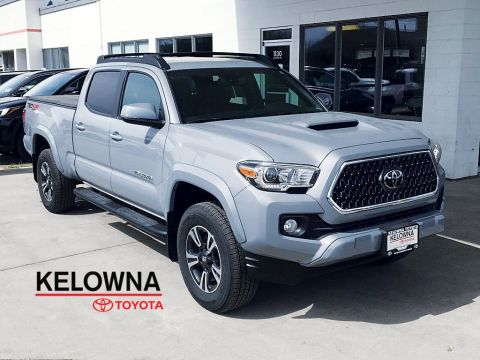 New 2019 Toyota Tacoma TRD Sport I Upgrade I Roof Rack I Bed Cover