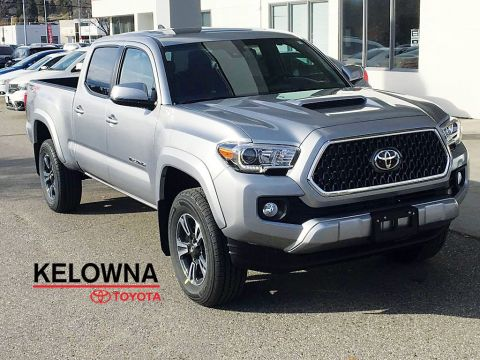 New 2019 Toyota Tacoma TRD Sport I Sport Tuned Suspension I Leather