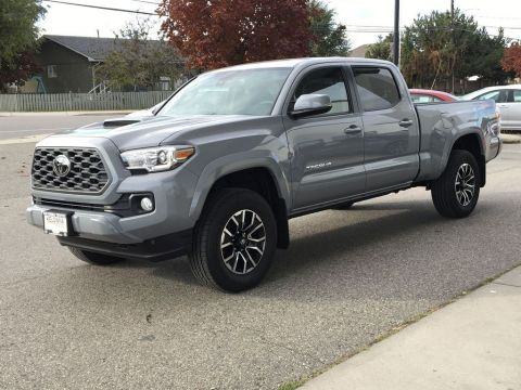 New 2020 Toyota Tacoma TRD Sport I Sport Tuned Suspension I Nav