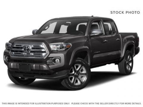 New 2019 Toyota Tacoma Limited I JBL Audio I 18 Inch Alloy Wheels