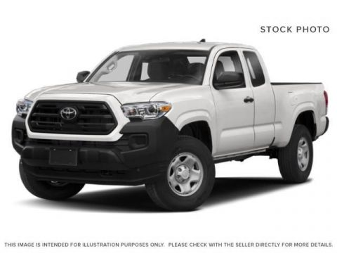 New Toyota Tacoma For Sale Kelowna, BC