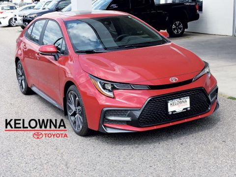 2020 Toyota Corolla SE I Upgrade I Moonroof I Wireless Charging
