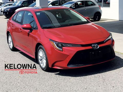New 2020 Toyota Corolla LE I Upgrade Pkg. I Heated Steering Wheel I Moonroof