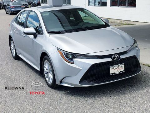 2020 Toyota Corolla LE I Upgrade I Moonroof