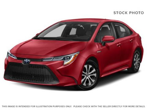 2021 Toyota Corolla Hybrid I Premium Package I Heated Seats