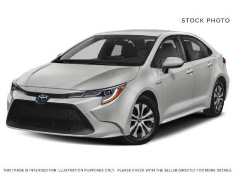 New 2020 Toyota Corolla Hybrid I Premium Pkg. I SofTex Leather