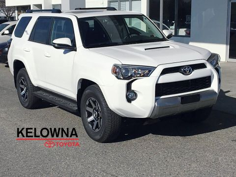 New 2019 Toyota 4Runner TRD Off Road I Crawl Control I KDSS Suspension