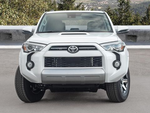 New 2020 Toyota 4Runner SR5 I Moonroof
