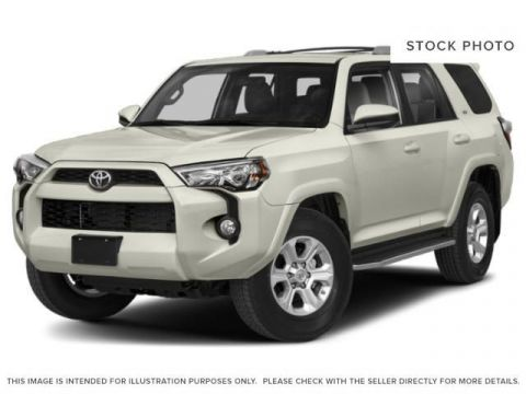 New 2019 Toyota 4Runner Limited I Leather I Navigation I JBL Audio