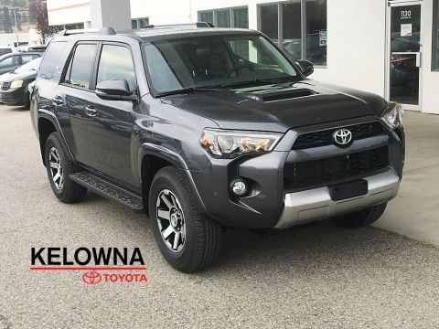 New 2019 Toyota 4Runner TRD Off Road I 4 Wheel Crawl Control I Navigation