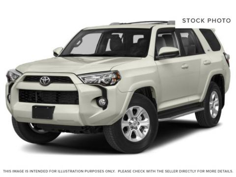 New 2020 Toyota 4Runner Limited I 7 Passenger