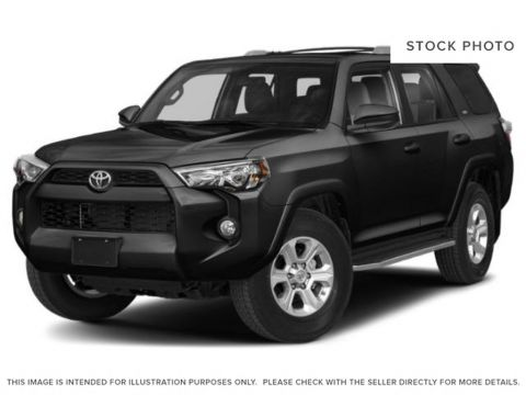 New 2020 Toyota 4Runner Limited I JBL Audio I Moonroof